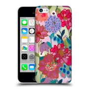Official Carrie Schmitt Florals Adventures On The Garden Patch Hard Back Case For Apple Iphone 5C