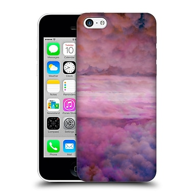 Official Caleb Troy Clouds Orange Berry Clouds Hard Back Case For Apple Iphone 5C