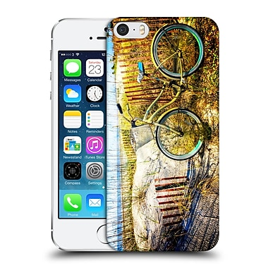 Official Celebrate Life Gallery Bicycle Dunes Hard Back Case For Apple Iphone 5 / 5S / Se