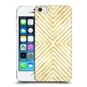 Official Caitlin Workman Patterns Gilded Bars Hard Back Case For Apple Iphone 5 / 5S / Se