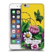 Official Frida Kahlo Purple Florals Butterfly Soft Gel Case For Apple Iphone 6 Plus / 6S Plus