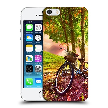 Official Celebrate Life Gallery Bicycle Tree Hard Back Case For Apple Iphone 5 / 5S / Se