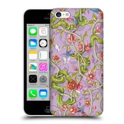 Official Celandine Wild Things Morning Song Lavender Hard Back Case For Apple Iphone 5C