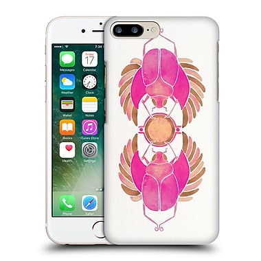 Official Cat Coquillette Insects Rose Gold Pink Scarab Hard Back Case For Apple Iphone 7 Plus