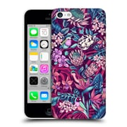 Official Celandine Tropical Pattern Stand Out Ultraviolet Hard Back Case For Apple Iphone 5C