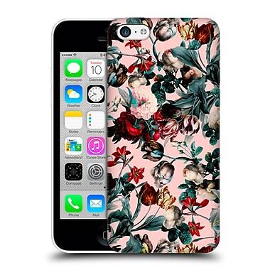 Official Burcu Korkmazyurek Floral Summer Botanical Xi Hard Back Case For Apple Iphone 5C