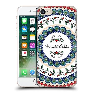 Official Frida Kahlo Peacock Mandala Hard Back Case For Apple Iphone 7