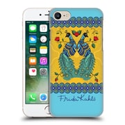 Official Frida Kahlo Peacock Pair Hard Back Case For Apple Iphone 7