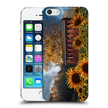 Official Celebrate Life Gallery Florals Summer In Sunflowers Hard Back Case For Apple Iphone 5 / 5S / Se
