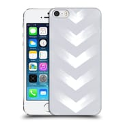 Official Caitlin Workman Modern Grey Point Hard Back Case For Apple Iphone 5 / 5S / Se