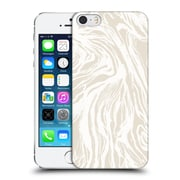 Official Caitlin Workman Patterns Marble Nude Hard Back Case For Apple Iphone 5 / 5S / Se