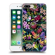 Official Celandine Tropical Pattern Stand Out Dark Hard Back Case For Apple Iphone 7 Plus