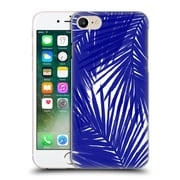 Official Caitlin Workman Organic Palms Royal Hard Back Case For Apple Iphone 7