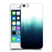 Official Caitlin Workman Patterns Teal Ombre Hard Back Case For Apple Iphone 5 / 5S / Se