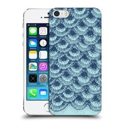 Official Caitlin Workman Modern Organic Burst Sea Hard Back Case For Apple Iphone 5 / 5S / Se