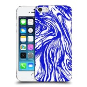 Official Caitlin Workman Patterns Marble Royal Hard Back Case For Apple Iphone 5 / 5S / Se