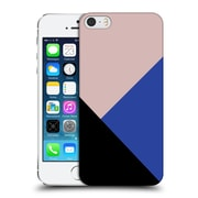 Official Caitlin Workman Modern Getting Blocky Blue Hard Back Case For Apple Iphone 5 / 5S / Se