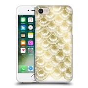 Official Caitlin Workman Modern Organic Burst Gold Hard Back Case For Apple Iphone 7