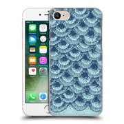 Official Caitlin Workman Modern Organic Burst Sea Hard Back Case For Apple Iphone 7