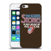 Official The Rolling Stones Key Art North American Tour 1981 Soft Gel Case For Apple Iphone 5 / 5S / Se