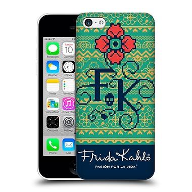Official Frida Kahlo Coyoacan Patterns Monogram Hard Back Case For Apple Iphone 5C