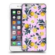 Official Burcu Korkmazyurek Tropical Geometric And Lemon Hard Back Case For Apple Iphone 6 Plus / 6S Plus