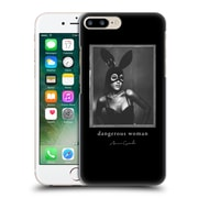 Official Ariana Grande Dangerous Woman Bunny Mask Hard Back Case For Apple Iphone 7 Plus