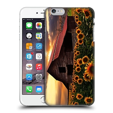 Official Celebrate Life Gallery Florals Sunflower Farm Hard Back Case For Apple Iphone 6 Plus / 6S Plus