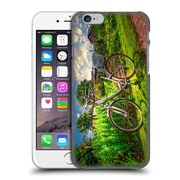 Official Celebrate Life Gallery Bicycle Garfen Hard Back Case For Apple Iphone 6 / 6S