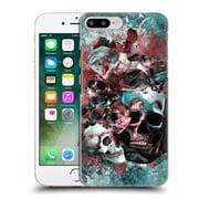 Official Burcu Korkmazyurek Skulls The Creation Of Adam Hard Back Case For Apple Iphone 7 Plus