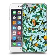 Official Burcu Korkmazyurek Tropical Fruit And Birds Hard Back Case For Apple Iphone 6 Plus / 6S Plus