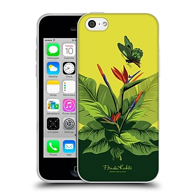 Official Frida Kahlo Tropical Birds On Branches Soft Gel Case For Apple Iphone 5C
