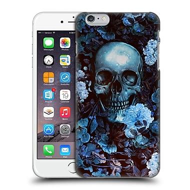 Official Burcu Korkmazyurek Skulls Flowers Hard Back Case For Apple Iphone 6 Plus / 6S Plus