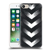 Official Caitlin Workman Modern Charcoal Point Hard Back Case For Apple Iphone 7