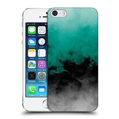 Official Caleb Troy Clouds Zero Visibility Emerald Hard Back Case For Apple Iphone 5 / 5S / Se