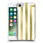 Official Caitlin Workman Modern Gold 02 Hard Back Case For Apple Iphone 7