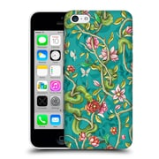Official Celandine Wild Things Morning Song Turquoise Hard Back Case For Apple Iphone 5C