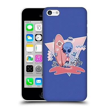 Official Chobopop Aliens Surfer Hard Back Case For Apple Iphone 5C