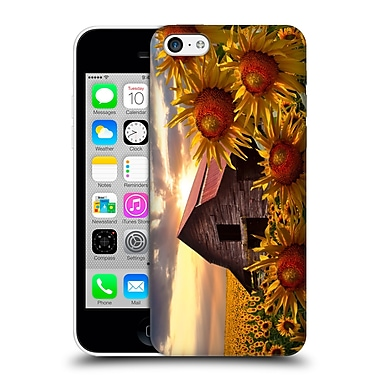 Official Celebrate Life Gallery Florals Sunflower Dance Hard Back Case For Apple Iphone 5C