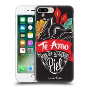 Official Frida Kahlo Typography Heart Hard Back Case For Apple Iphone 7 Plus
