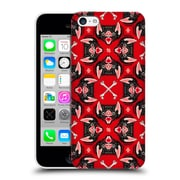 Official Chobopop Animals Bat Face Pattern Hard Back Case For Apple Iphone 5C