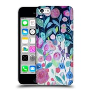 Official Carrie Schmitt Florals Solstice Hard Back Case For Apple Iphone 5C
