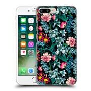 Official Burcu Korkmazyurek Floral 2 Nasturtium Night Hard Back Case For Apple Iphone 7 Plus
