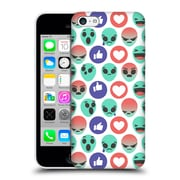Official Chobopop Aliens Reactions Prints Hard Back Case For Apple Iphone 5C