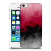 Official Caleb Troy Clouds Zero Visibility Crimson Hard Back Case For Apple Iphone 5 / 5S / Se