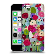 Official Carrie Schmitt Florals Making Wishes Hard Back Case For Apple Iphone 5C