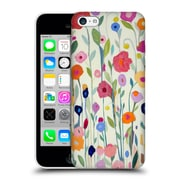 Official Carrie Schmitt Florals Gentle Soul Hard Back Case For Apple Iphone 5C