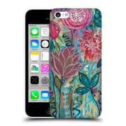 Official Carrie Schmitt Florals Persistence Hard Back Case For Apple Iphone 5C