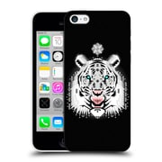 Official Chobopop Animals Snow Tiger Hard Back Case For Apple Iphone 5C