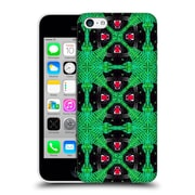 Official Chobopop Animals Tropical Goth Pattern Hard Back Case For Apple Iphone 5C